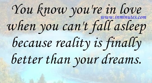 know love fall asleep because reality finally better dreams. Dr. Seuss