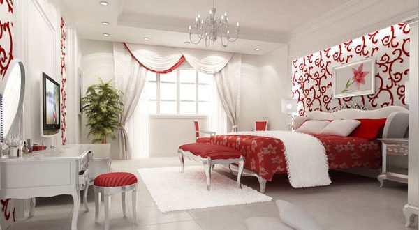 White Bedroom Ideas - Color - Style
