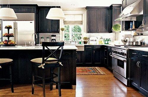 modern-black-kitchen-designs-ceramic-granite
