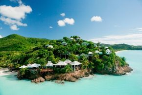 The Best Beaches in the Caribbean - Palm Beach, Antigua, Barbados and Pink Sand Beach
