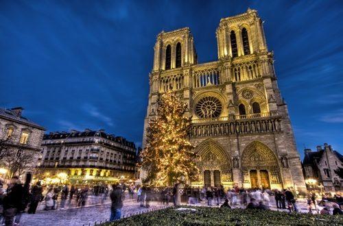 Christmas in Paris Celebrate Christmas in Paris