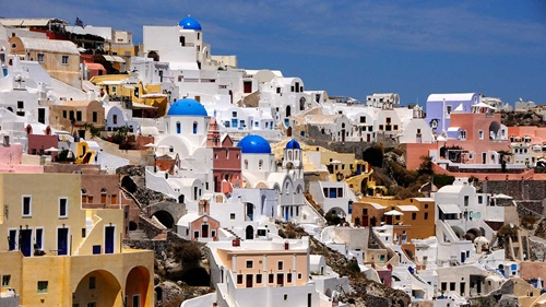 Greece  European Summer Destinations