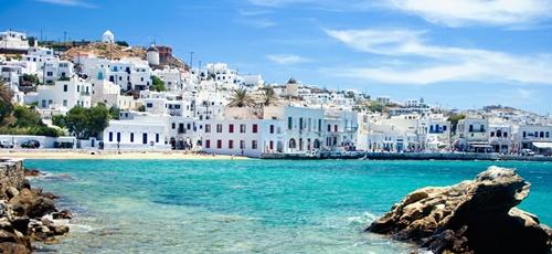 Greece  European Summer Destinations