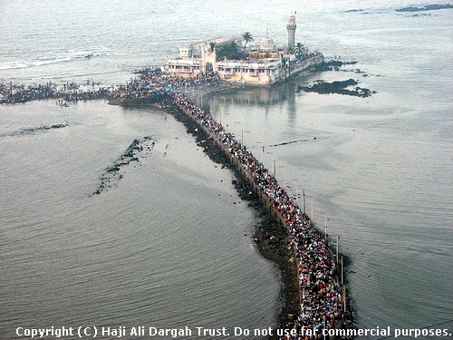 Haji Ali  Top 5 Places in Mumbai