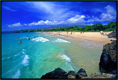 Hapuna Beach Best Beaches in Hawaii