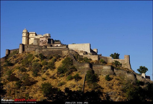 History and Structure Why to Visit Fort Kumbhalgarh
