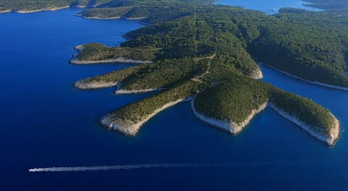 Hvar Coasts and Islands in Croatia