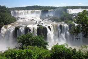 Best Places in Argentina - Buenos Aires, Iguaza Falls, Cordoba, and Talampaya