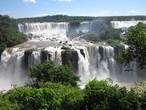 Iguaza Falls Best Places in Argentina