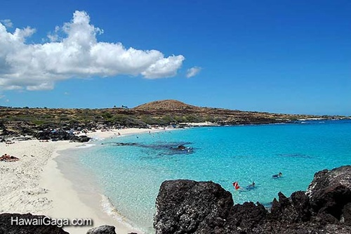 Kua Bay Best Beaches in Hawaii