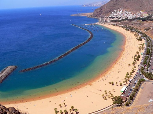Las Teresitas The Best Beaches in Tenerife