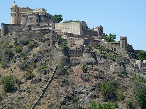 Location Why to Visit Fort Kumbhalgarh