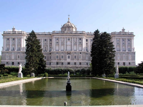 Madrid's Royal Palace   Top Things to See in Madrid
