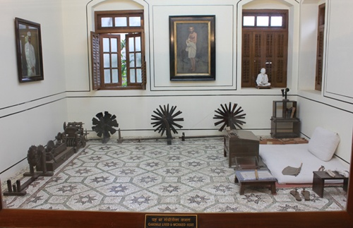 Mani Bhavan Gandhi Museum Top 5 Places in Mumbai