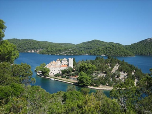 Mljet Coasts and Islands in Croatia