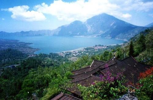 Mount Batur (Kintamani)  Best Places to Visit in Bali