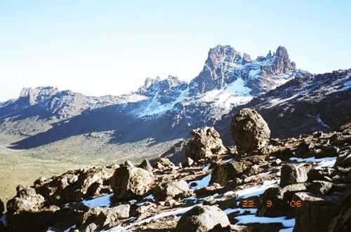 Mount Kenya National Park Popular National Parks in Kenya
