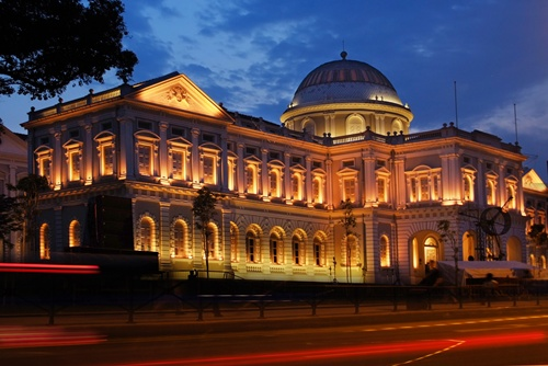 National Museum of Singapore  Inviting Places in Singapore