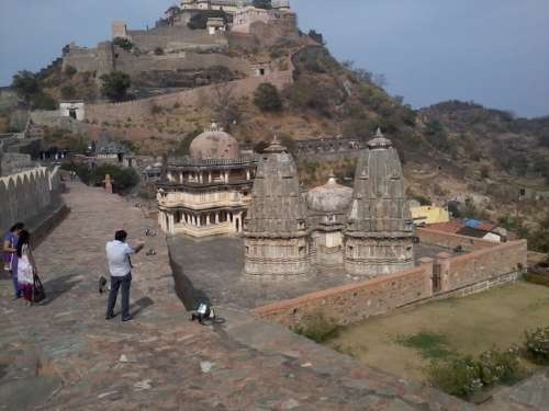 Nature  Why to Visit Fort Kumbhalgarh