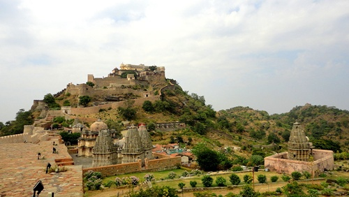 Nature  Why to Visit Fort Kumbhalgarh
