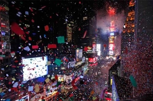 New Year's Eve or 'Noche Vieja y Año Nuevo' Christmas in Spain
