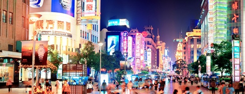 Shopping Top Places in Shanghai