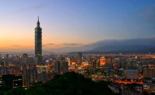 Taipei  Wonderful Places in Taiwan