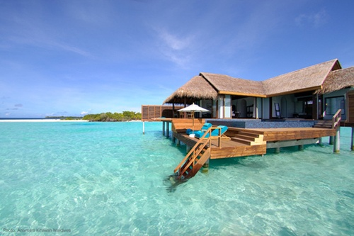 The Maldives  Best Honeymoon Destinations in Asia