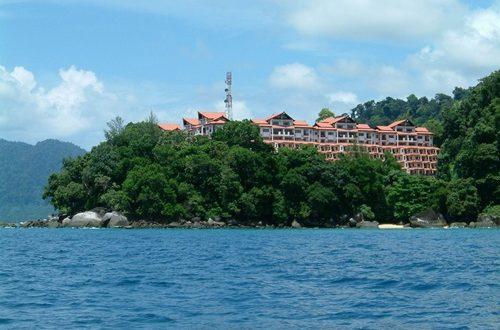 Tioman Island, Malaysia 10 most beautiful beaches in the world