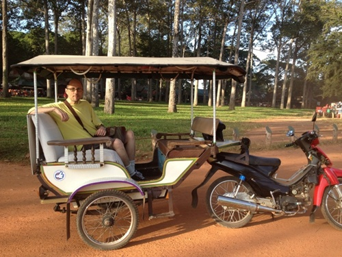 Transportation in Siem Reap Splendid Attractions of Angkor