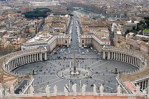 Vatican City Historical Sites of Italy