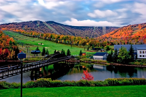 Vermont Best Places to Spend a Family Spring Break