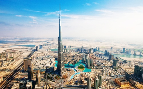 dubai Warm Vacation Spots for the Winter