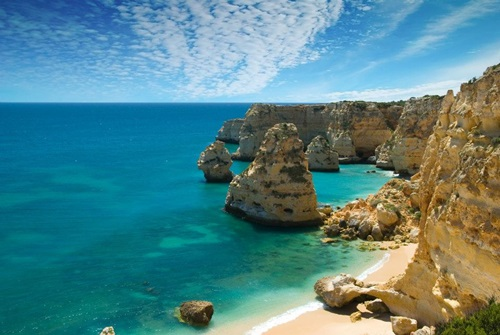 Charming Destinations for Romantic Breaks   Algarve, Portugal