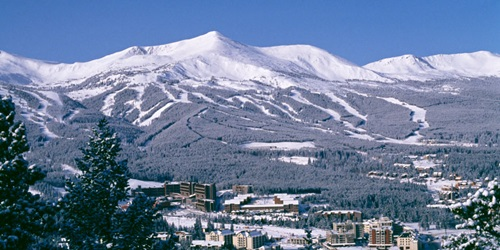 Denver to Breckenridge Shuttle Service
