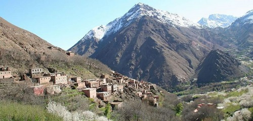 Explore Morocco and Embrace the Exotic Beauty  Mountain treks