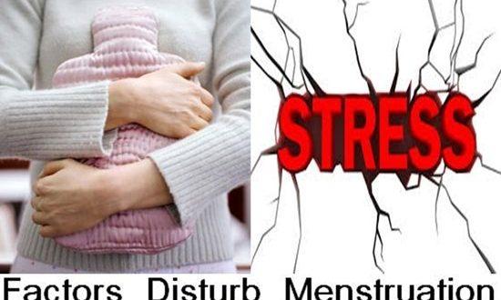 Factors Disturb Menstruation