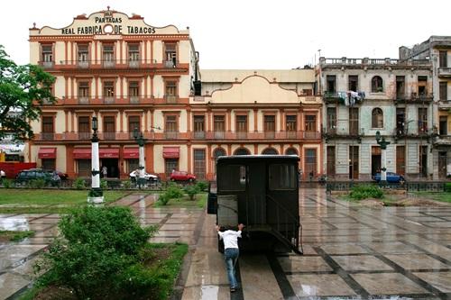 Five Wonders you must See When in Havana 2  Partagas Cigar Factory