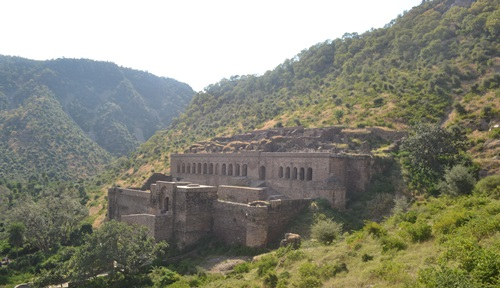 Haunted Places in India  Bhangarh
