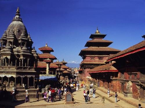 Places  Must See in Varanasi   Nepali Temple