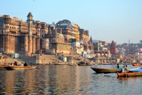 Best Places to See in Varanasi - Varanasi Ghats, Saint Mary's Church and Nepali Temple