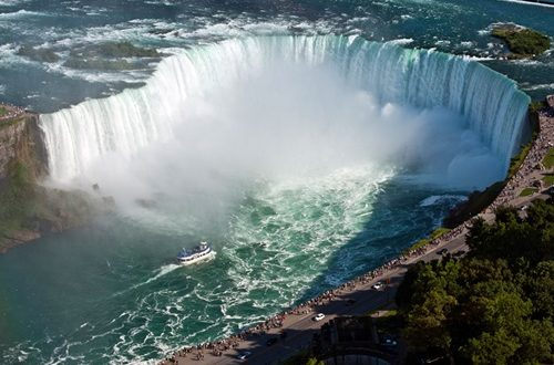 Places to Visit in Canada Niagara Falls