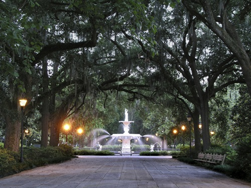 Savannah Georgia  Americas Most Haunted City