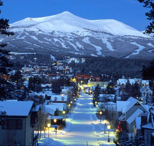 Ski Resorts in Breckenridge
