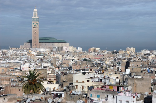The Four Cities that Unfold the Moroccan Mystery  Casablanca