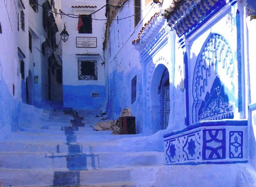 The Four Cities that Unfold the Moroccan Mystery  Chefchaouen