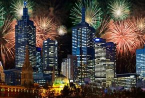 The New Year Festival's Interesting Activities in Australia