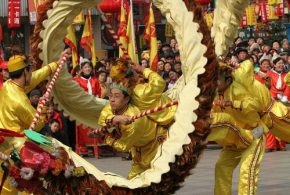 Best Festival - The Enjoying Activities of the Spring Festival in China