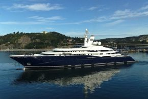 The World's Largest Private Yacht
