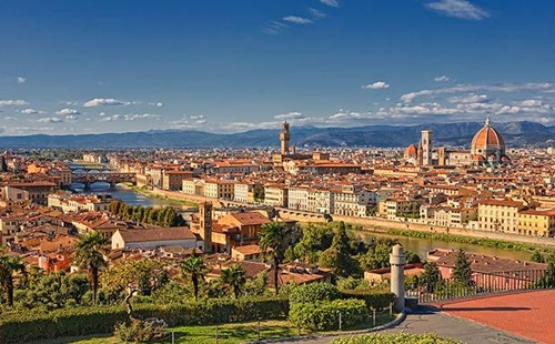 The most beautiful cities in the world  Florence
